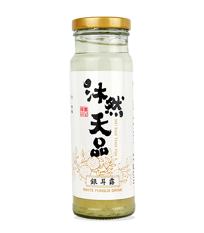 White Fungus Drink